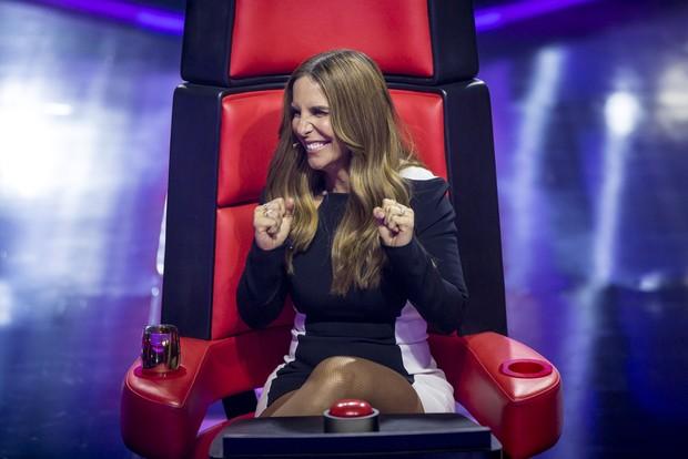 Ivete Sangalo é jurada do The Voice Kids (Foto: Divulgação Globo)