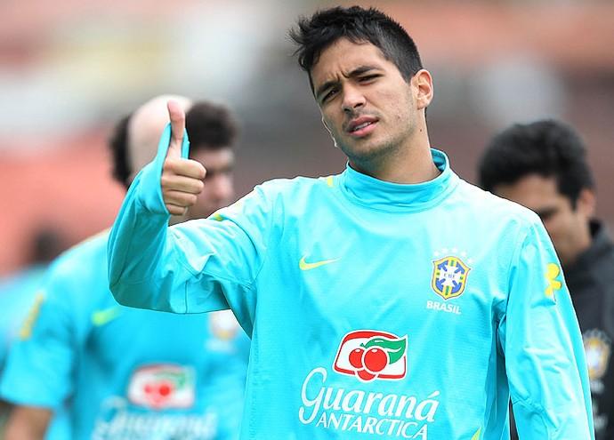 Luan zagueiro Vasco Seleção Brasileira sub-20 (Foto: Arquivo Pessoal)