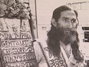 Profeta Gentileza (Foto: Reprodução/EPTV)