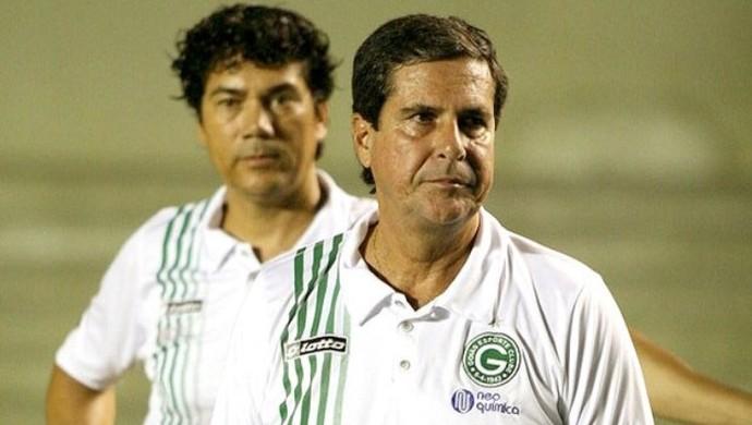 Artur Neto - técnico do Goiás (Foto:  Divulgação / Site Oficial do Goiás)
