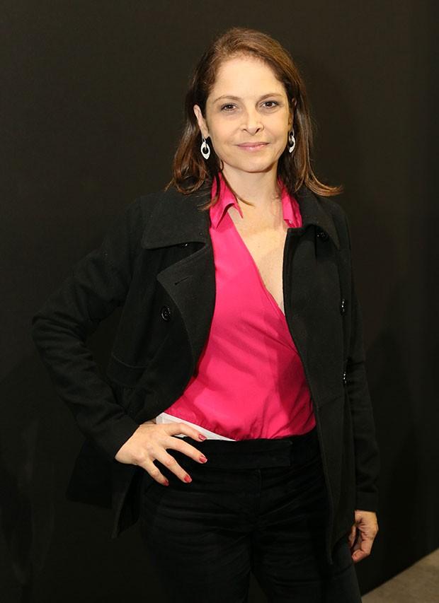 Drica Moraes no Rio Moda Rio (Foto: Gianne Carvalho)