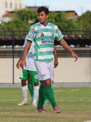 Américo Altos (Foto: Stephanie Pacheco )