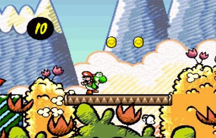 Super Mario World 2: Yoshis Island (Foto: Divulgação)