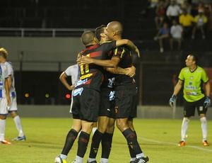sport x pesqueira (Foto: Antônio Carneiro / Pernambuco Press)