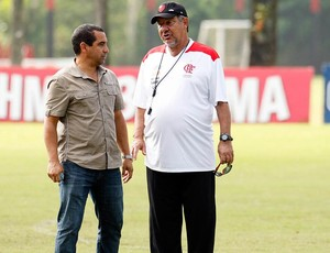 Joel treino Flamengo (Foto: Marcia Feitosa / VIPCOMM)