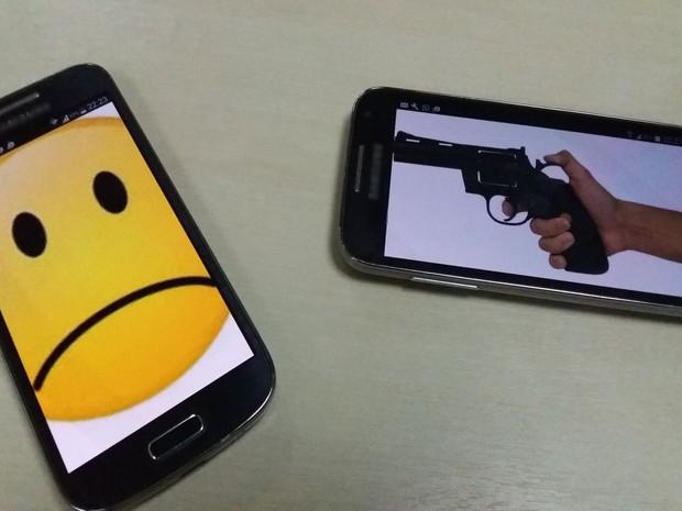 Roubos e furtos de celulares aumentam aumentam procura pro seguro em até 15% (Foto: Anderson Barbosa/G1)
