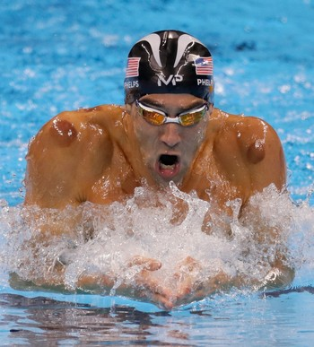 Michael Phelps busca inédito tetracampeonato dos 200m medley no Rio (Foto: Getty Images)