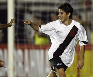 Conca Vasco 2007 (Foto: Globo)