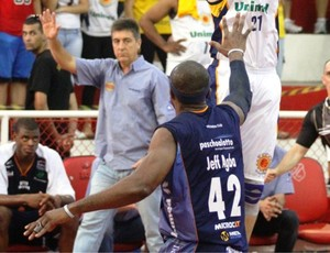 Guerrinha Bauru Jef basquete (Foto: Antônio Basílio/PMSJC)