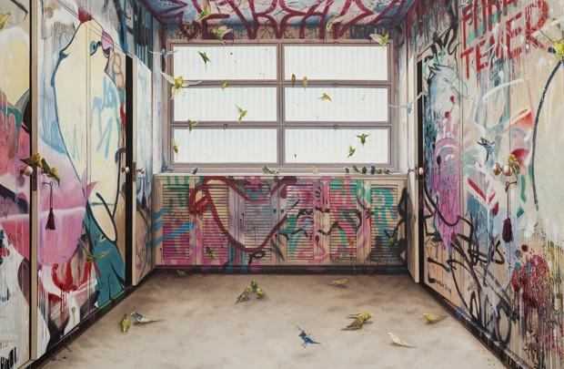 Ana Elisa Egreja, Closet revoada, 2016 (Foto: Filipe Berndt/Divulgação)