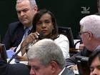 Considerada decisiva, Tia Eron vota a favor de cassação de Cunha