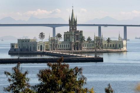 Ilha Fical (Foto: Roberto Moreyra/EXTRA/Agência O Globo)
