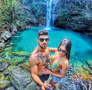Romana Novais é a namorada de Alok. (Foto: Divulgação)