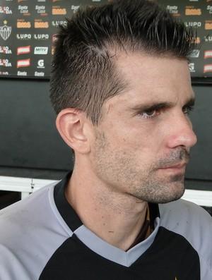 Victor goleiro do Atlético-MG (Foto: Léo Simonini)