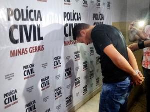 No mesmo dia, outro autor preso tentando aplicar golpe, agora com procuração falsa (Foto: Zana Ferreira /G1)