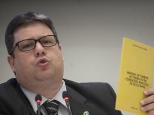O ex-secretário-executivo do Ministério do Trabalho Paulo Roberto Pinto (Foto: Elza Fiúza/ABr)