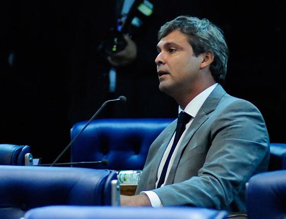 Senador Lindbergh Farias - PT/RJ  (Foto: Alessandro Dantas/Agência Senado)