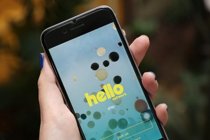 Hello aplicativo 3  (Foto: Anna Kellen Bull/ TechTudo )
