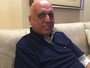 Câncer de Pezão está em remissão, diz médico (Arquivo de família)