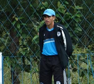 Técnico do Porto-PE, Elenilson Santos (Foto: Vital Florêncio / GloboEsporte.com)