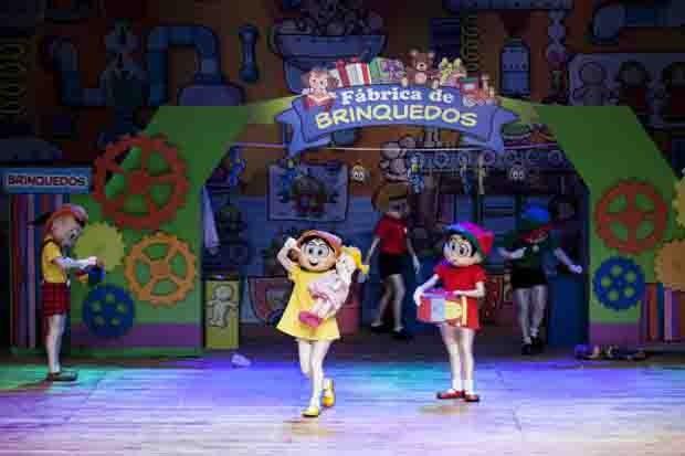Musical leva a real importância da data comemorativa para os palcos (Foto: Reprodução)