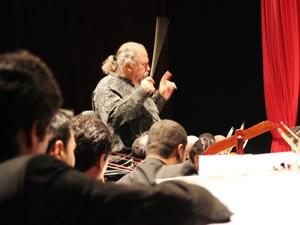 Orquesta Sinfônica de Goiânia (Foto: Divulgação)