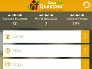 Casa das Questões (Foto: Reprodução)