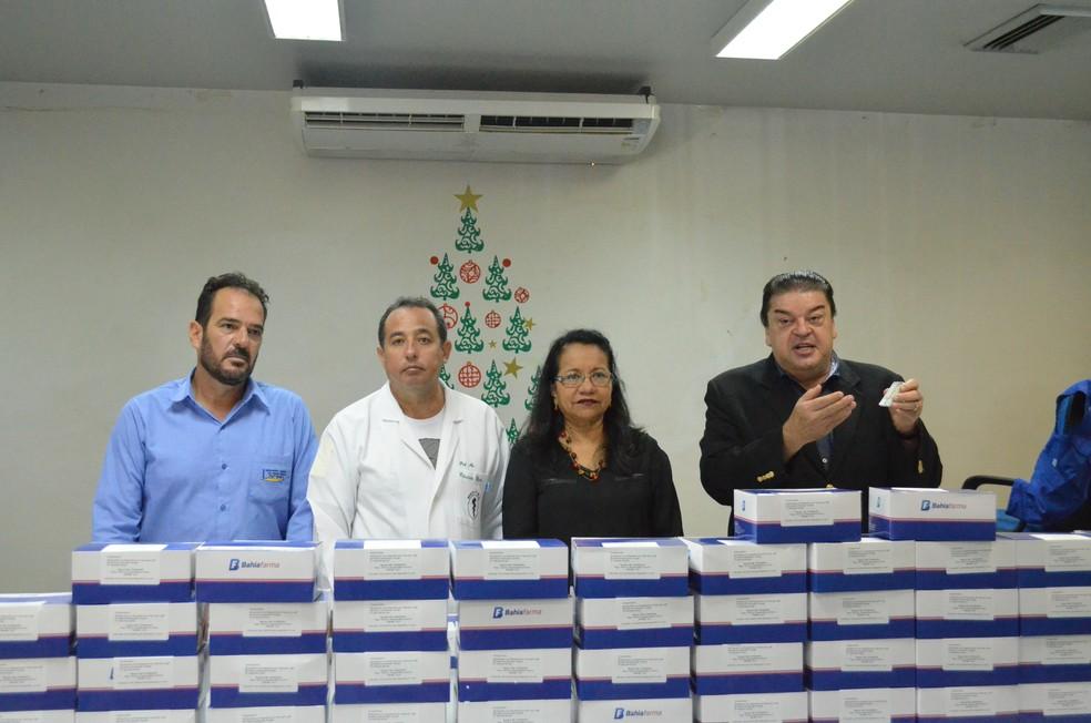 Kits serão distribuídos a partir da próxima semana em Rondônia (Foto: Hosana Morais/G1)