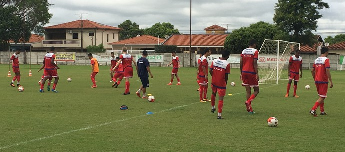 Rayne, zagueiro, Grêmio Prudente (Foto: Valmir Custódio / GloboEsporte.com)
