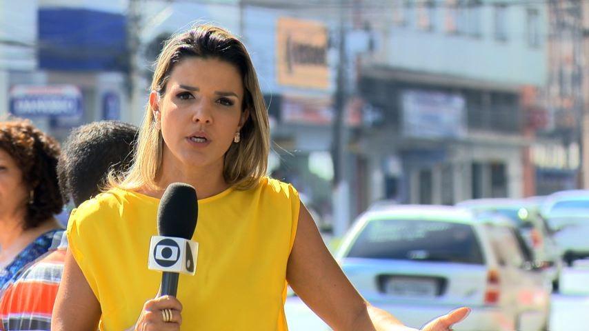 Tatiane Braga comanda a matéria (Foto: Divulgação/ TV Gazeta)