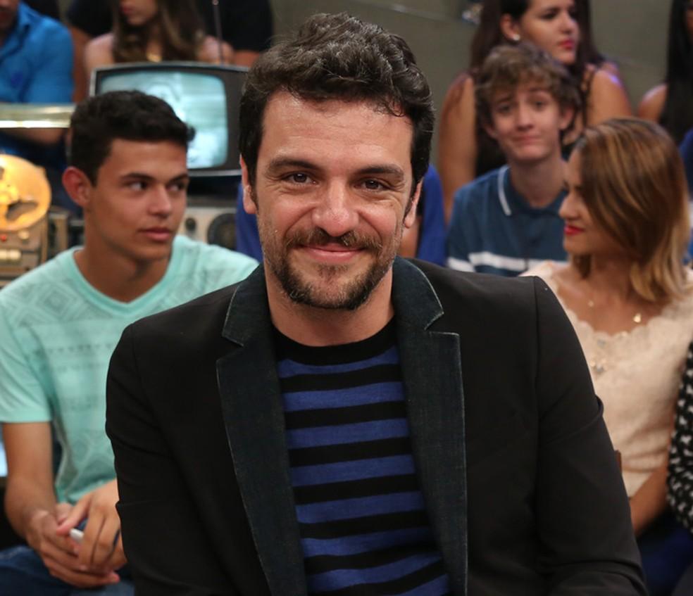 Rodrigo Lombardi viverá advogado apaixonado pela personagem de Juliana Paes (Foto: Carol Caminha/Gshow)