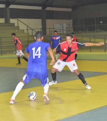 Vivaz e Jasc - Taça Flamarion Vasconcelos (Foto: Nailson Wapichana)