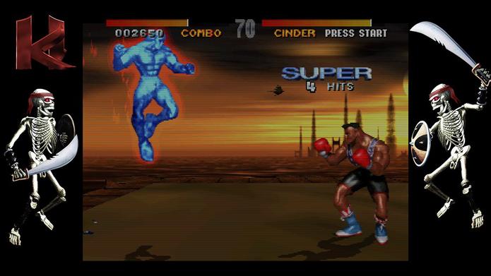 Versão arcade do primeiro Killer Instinct pode ser jogada no Xbox One (Foto: Divulgação/Microsoft)