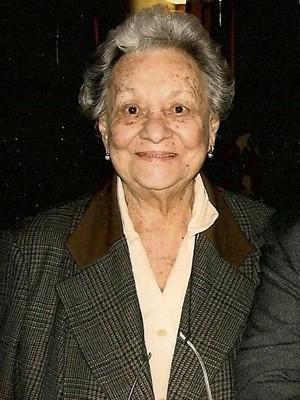 Alda Bernardes (Foto: Arquivo pessoal)