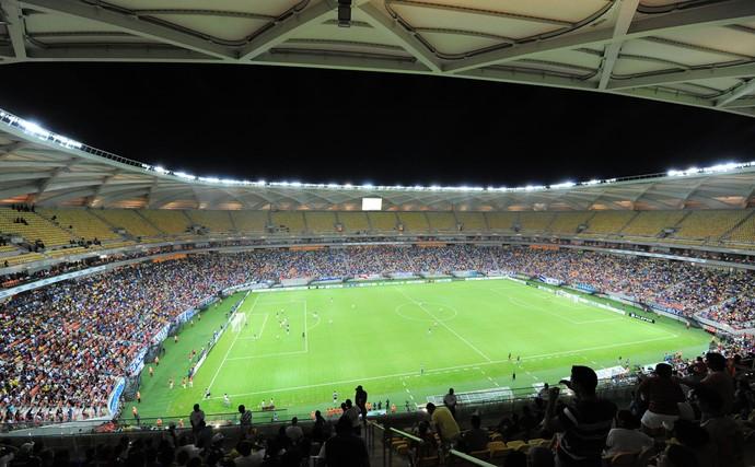 Arena da Amazônia Manaus (Foto: Roberto Carlos/Secom)