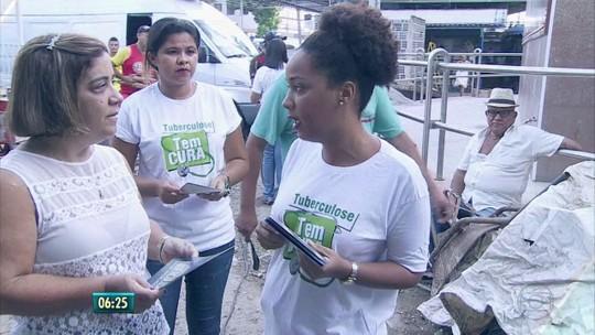 Em 2016, 387 pessoas morreram de tuberculose em Pernambuco