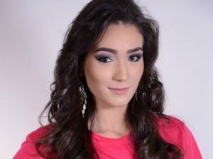 Rafaela Núria, finalista do Miss ES 2014 (Foto: Wanderson Lopes/Divulgação)