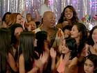 Adorado pelas crianças, Ailton Graça se diverte: 'Me chamam de Tio Xana!'