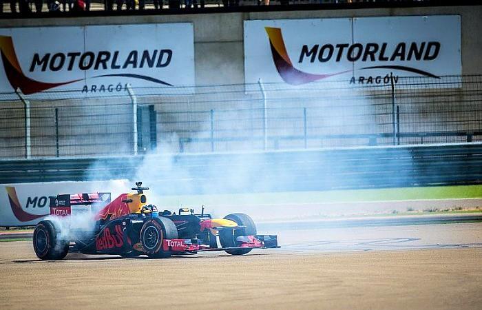BLOG: Brasileiro ao volante de campeão da F1