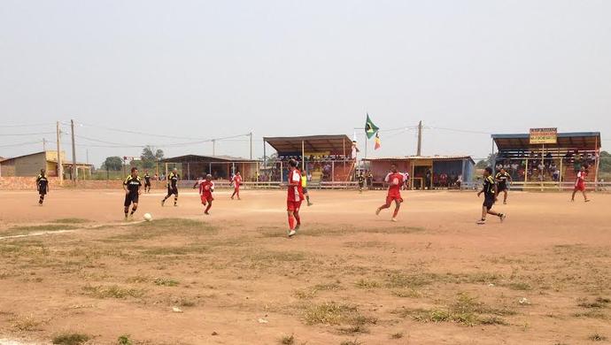 Futebol Master de Guajará (Foto: Junior Freitas)