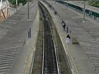 Vão entre trem e plataforma na Estação Estudantes preocupa