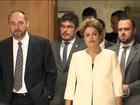 Dilma reage indignada à autorização de abertura de processo de impeachment