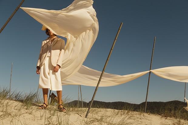 Moda Praia (Foto: Mar+Vin)