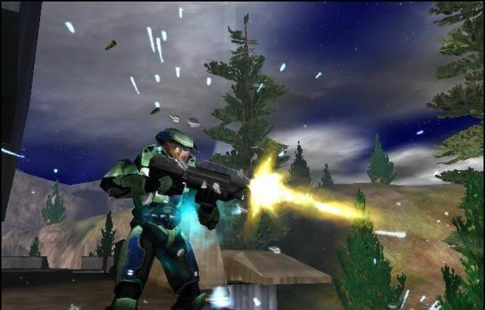 O inesquecível Halo é uma das melhores opções para relembrar o console (Foto: Reprodução)