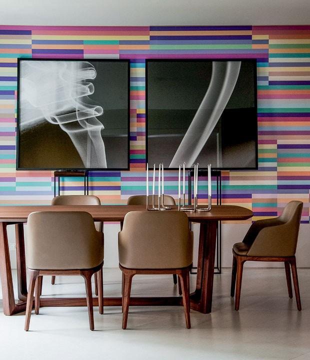 11 ideias para mudar a parede da sua casa casa vogue - Paredes modernas para interiores ...