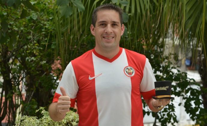 Vencedor Liga Esporte D Cartola (Foto: Verônica Martucci)