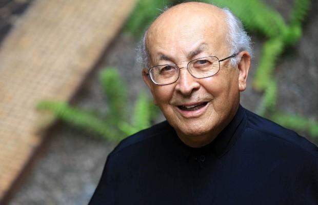 Bispo emérito da cidade de Goiás, dom Tomás Balduino (Foto: Wildes Barbosa/ O Popular)