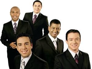 Grupo Gospel Arautos do Rei (Foto: Igreja Adventista/divulgação)