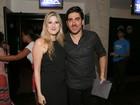 Dani Calabresa lança filme no Rio ao lado do marido, Marcelo Adnet