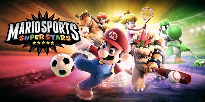 Mario Sports Superstars (Foto: Divulgação)
